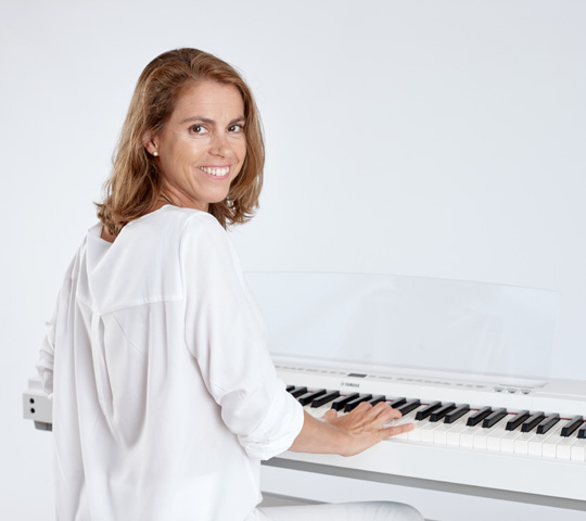 Clases online piano