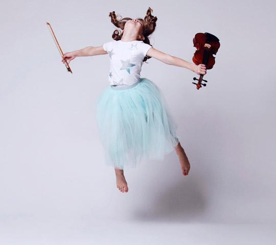 Clases online violín